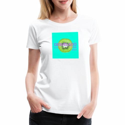 Desvelado - Premium-T-shirt dam