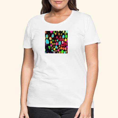 Tronchi arcobaleno - Maglietta Premium da donna