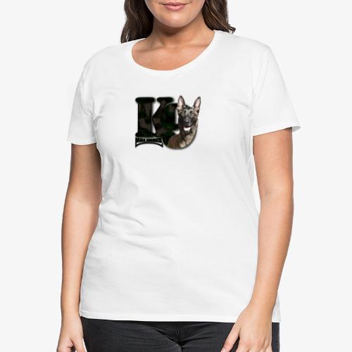 malinois k-9 - T-shirt Premium Femme