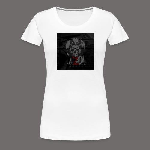 Calzada skull - Premium T-skjorte for kvinner