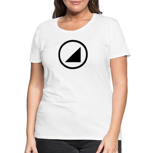 bulgebull marca oscura - Camiseta premium mujer