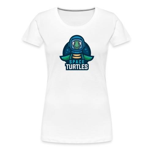 SpaceTurtles - Women's Premium T-Shirt