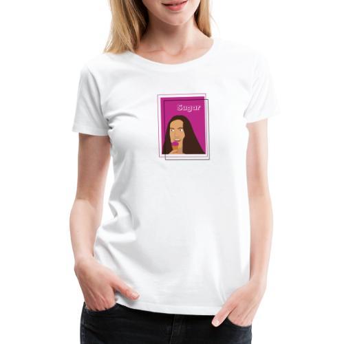 SUGAR - Camiseta premium mujer