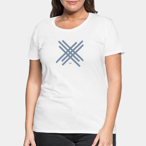 A-220 The Web - Frauen Premium T-Shirt
