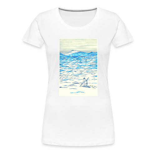 EVOLVE - Women's Premium T-Shirt