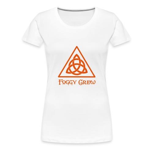 Foggy Longsleeve 2 - Frauen Premium T-Shirt