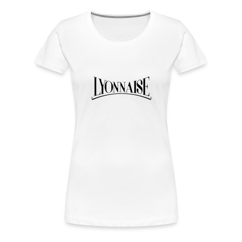 Lyonnaise.ai - T-shirt Premium Femme