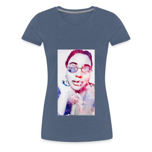 The Women Survival - Women's Premium T-Shirt