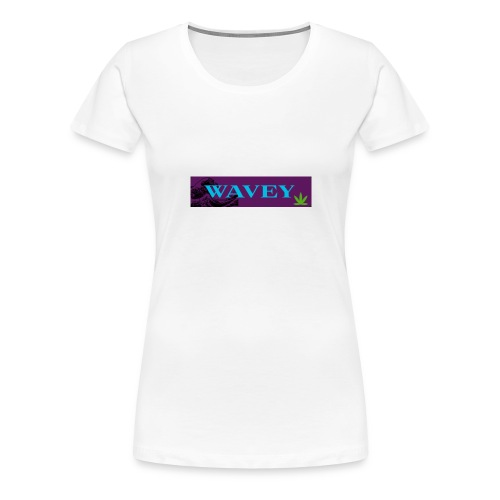 Wavey Yute - Women's Premium T-Shirt