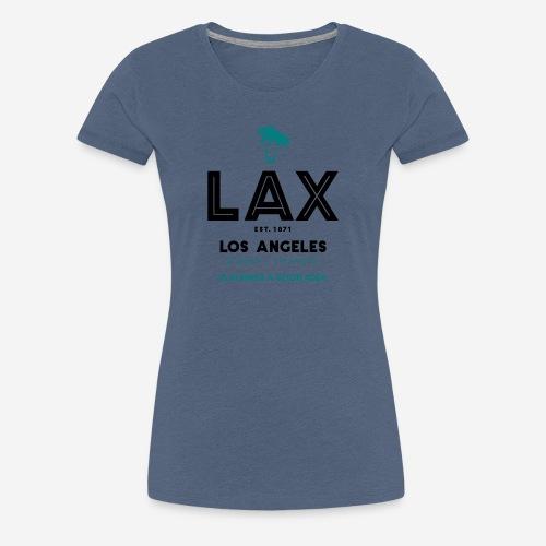 LAX è una buona idea!! - Maglietta Premium da donna