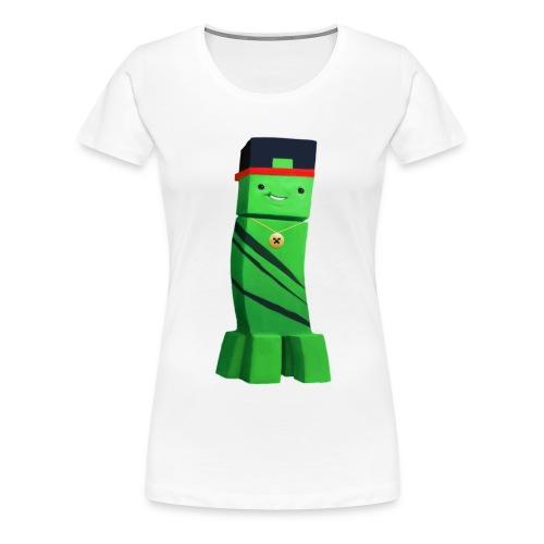 Creepa the Creeper 2 - Women's Premium T-Shirt