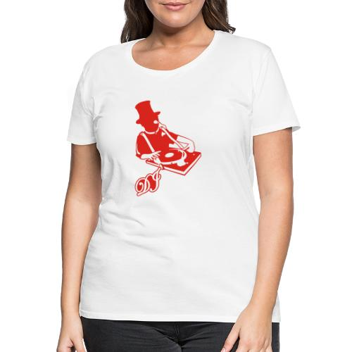 DJ Anno 1887 © forbiddenshirts.de - Frauen Premium T-Shirt