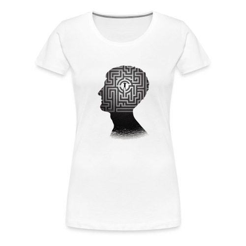 Mind Maze - Women's Premium T-Shirt