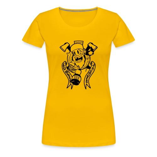 Lumber Jacques - T-shirt Premium Femme