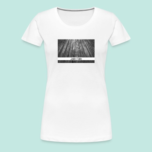 Limited Edition by Rack. - Women's Premium T-Shirt