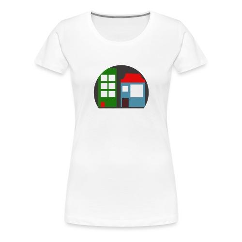 Beertje - Vrouwen Premium T-shirt