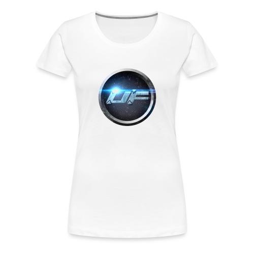 UF Logo - Frauen Premium T-Shirt