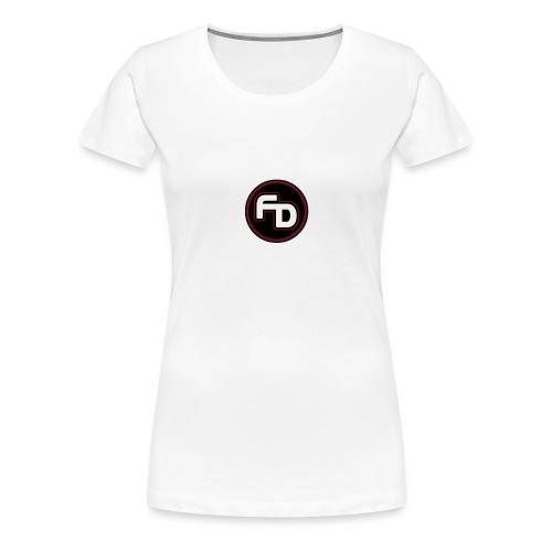 FreeDerping Muismat - Women's Premium T-Shirt