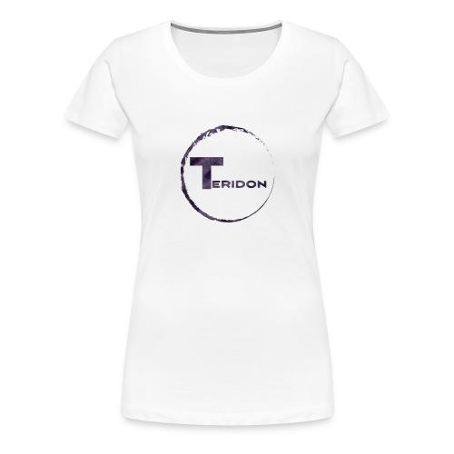 TERIDON Base Ball Shirt - Vrouwen Premium T-shirt