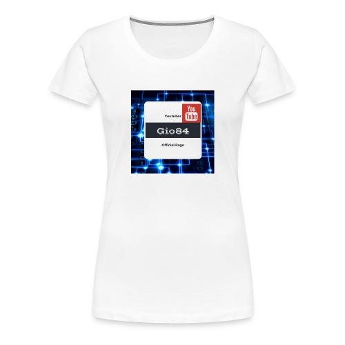 tazza gio 84 - Maglietta Premium da donna