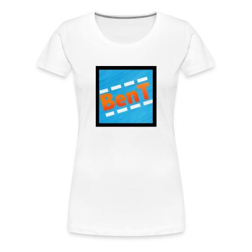 BenT Profil Bilde - Premium T-skjorte for kvinner