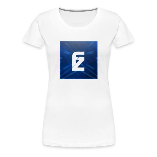 FLeXzZ_Logo_YT - Vrouwen Premium T-shirt