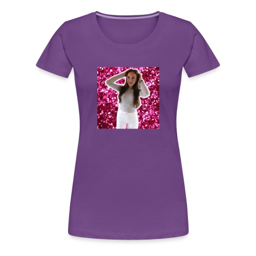 Julia xcxc - Women's Premium T-Shirt