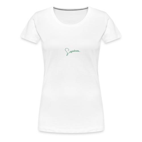 Signature. - T-shirt Premium Femme