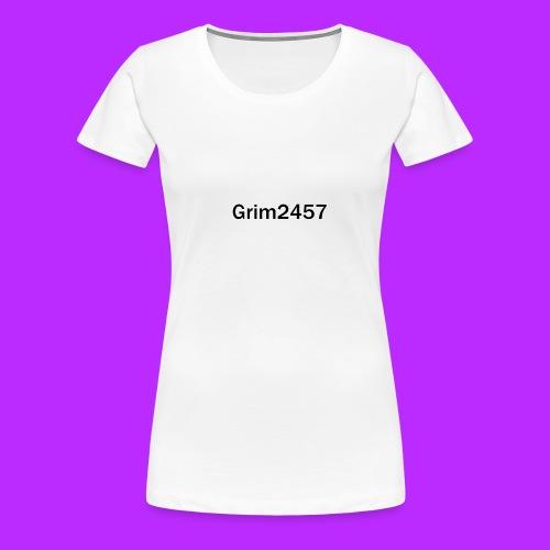 Grim2457 - Women's Premium T-Shirt