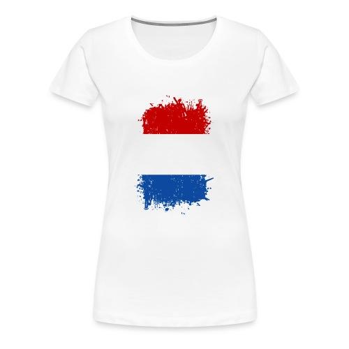 Niederlande - Frauen Premium T-Shirt