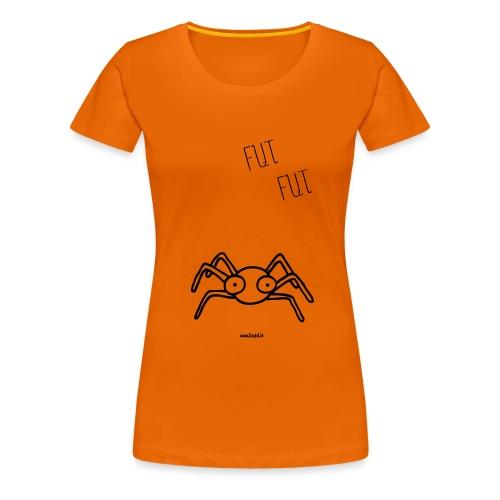 ragno - Maglietta Premium da donna