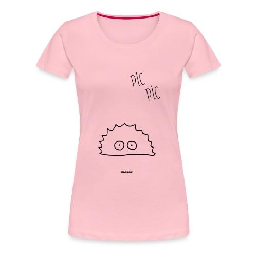 riccio - Maglietta Premium da donna