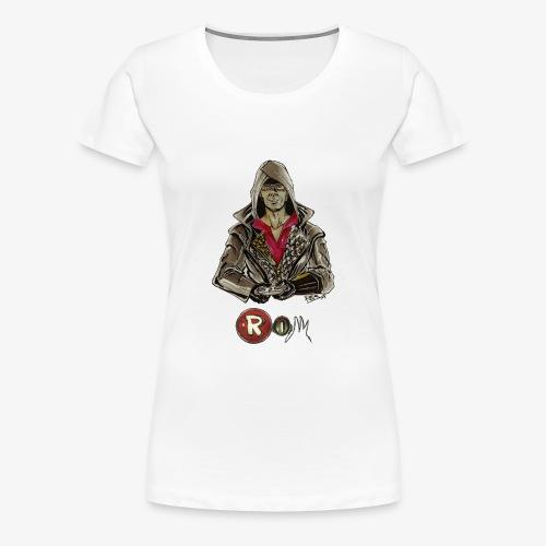 rom 3 - T-shirt Premium Femme