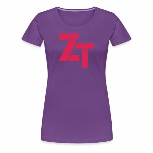 Zeditum GEN 1 Women - Vrouwen Premium T-shirt