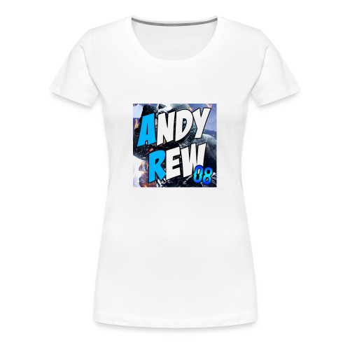 AndyRew08 icono - Women's Premium T-Shirt