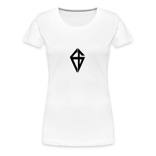 CONCEPTLOGO1 png - Frauen Premium T-Shirt