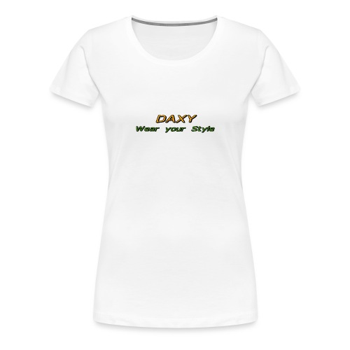 Herren Sixpack Shirt von DAXY - Frauen Premium T-Shirt