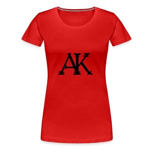 Brand logo - Vrouwen Premium T-shirt