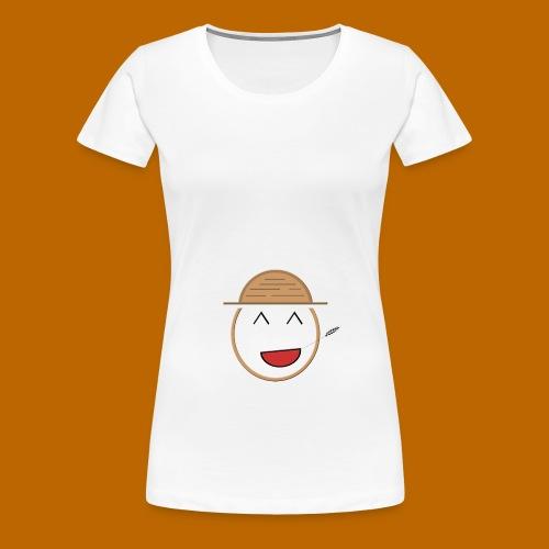 Campagnard - T-shirt Premium Femme
