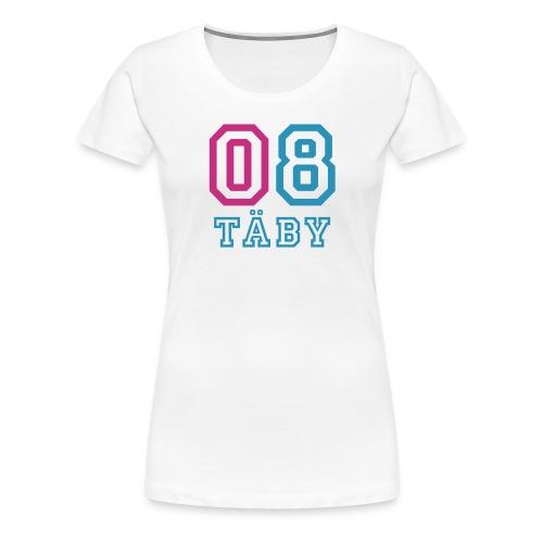 taby 08 - Premium-T-shirt dam