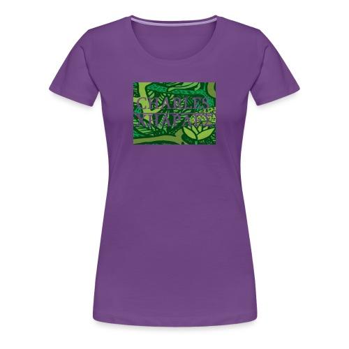 CHARLES CHARLES JUNGLE PRINT - LIMITED EDITION - Women's Premium T-Shirt