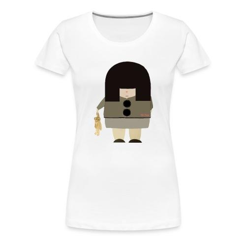 Mia Miam - T-shirt Premium Femme
