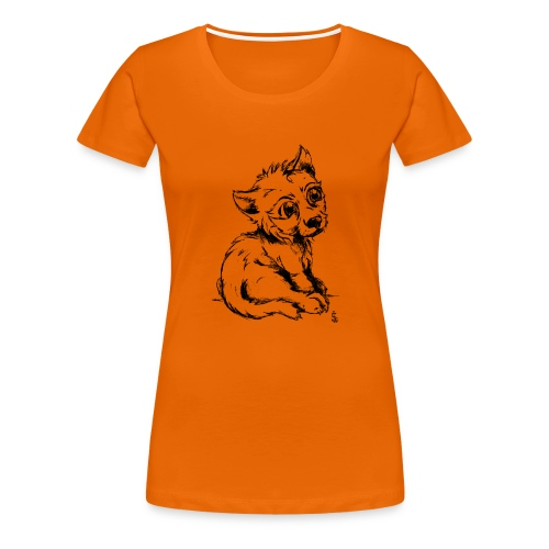 Louvetau - T-shirt Premium Femme