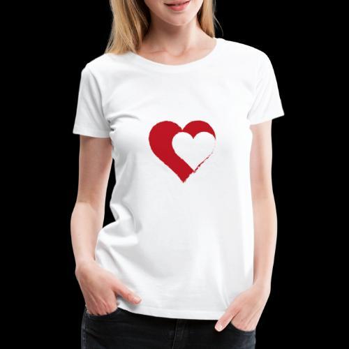 2LOVE - Women's Premium T-Shirt