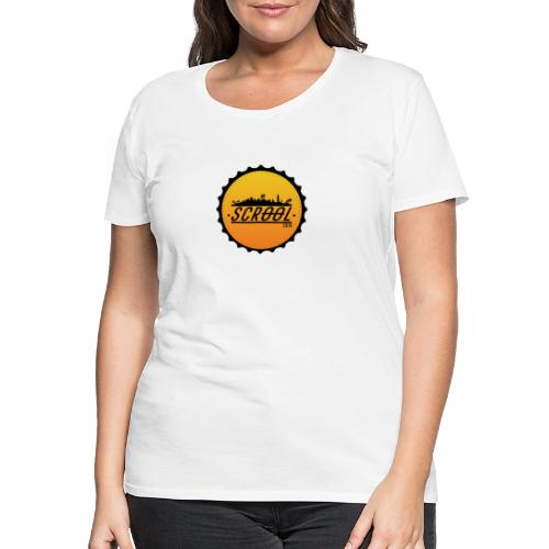 Scrool - T-shirt Premium Femme