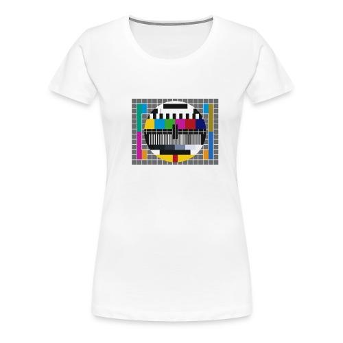 testbild1 - Frauen Premium T-Shirt