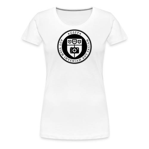 Gruppo di Supporto Fotografi Pigri - Maglietta Premium da donna