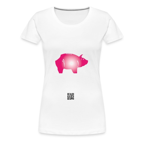 iSchnitzel - Frauen Premium T-Shirt
