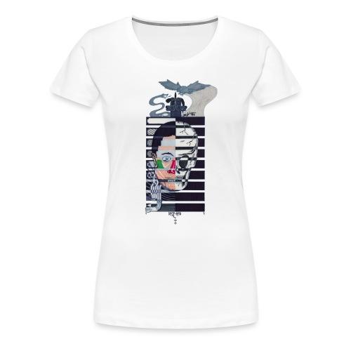 DESCEND - Women's Premium T-Shirt