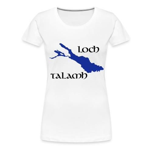 lt shirt 20120707 - Frauen Premium T-Shirt